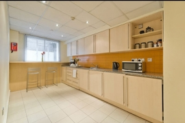 London Office Kitchen Space