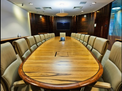 Lime Street office to rent London Boardroom