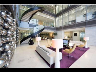 Office Space in Heron Tower Lounge