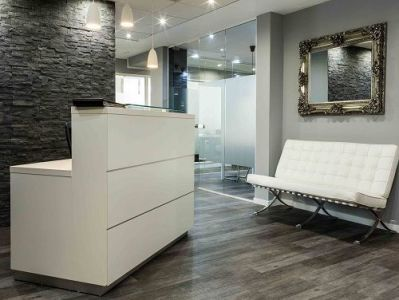 Flexible office space London Savoy Street - Reception
