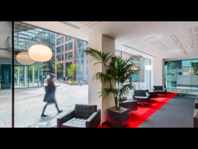 Bruntwood - The Plaza, Reception