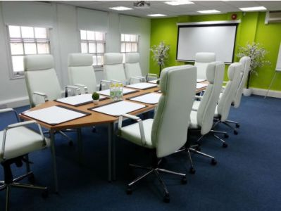 London Office Board Room