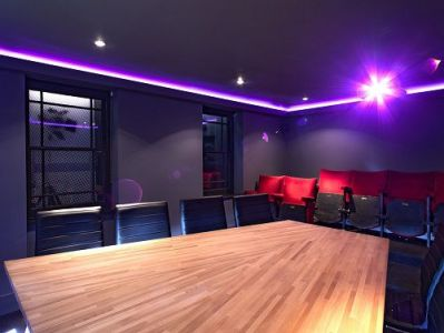 Flexible office space London Soho - Conference Room